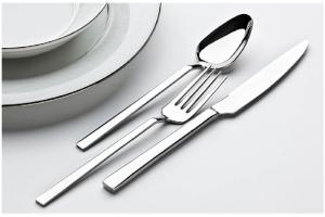 36 Parça Bıçak Çatal Kaşık Seti, Paslanmaz Çelik Set, 6 Kişilik Çatal Kaşık Bıçak Set