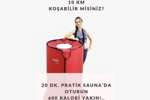 Beauty Marina Estetik'ten Pratik Sauna İle Bölgesel İncelme, Selülit Tedavisi ve Detoks Uygulaması