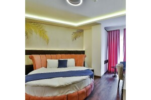 Nilüfer Kavala Hotel Bursa'da Kahvaltı Dahil Çift Kişilik 1 Gece Konaklama