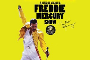 25 Temmuz A Kind Of Vision & Freddie Mercury Show IF Performance Hall Beşiktaş Konser Bileti