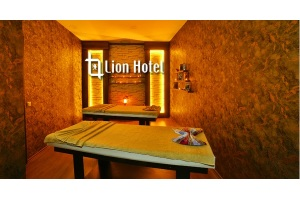 Taksim Lion Hotel Angkorwat Spa'da Spa ve Masaj Uygulamaları