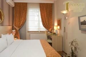 Arach Hotel Harbiye'de Çift Kişilik Konaklama Keyfi