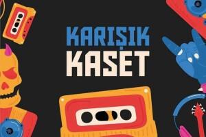 7 Eylül DJ Ceyhun Erhan Karışık Kaset Kadıköy Sahne Konser Bileti