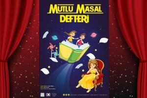 'Mutlu Masal Defteri' Çocuk Tiyatro Oyunu Bileti