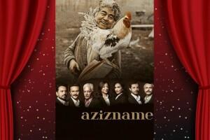 'Azizname' Tiyatro Oyunu Bileti