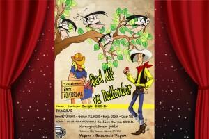 'Red Kit ve Daltonlar' Çocuk Tiyatro Oyunu Bileti