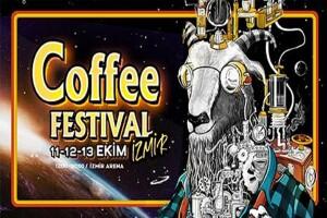 11, 12, 13 Ekim Coffee Festival İzmir Giriş Bileti