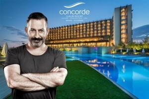 Kıbrıs Concorde Luxury Resort & Casino'da Cem Yılmaz Galası Dahil Tatil Paketleri