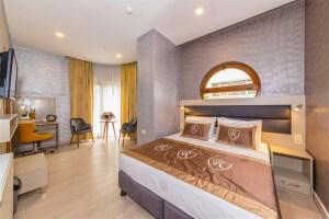 Ixora Hotel'den Şehrin Merkezinde Çift Kişilik Kahvaltı Dahil Konfor Dolu Konaklama Paketi
