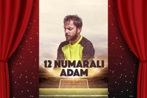 Erkan Kolçakköstendil'in 90 Dakikalık Tek Kişilik Gösterisi '12 Numaralı Adam' Tiyatro Bileti