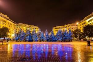 Yılbaşına Özel 2 Gece 3 Gün Yunanistan, Selanik, Kavala, Porto Lagos Turu! Yeşil Pasaporta Vizesiz!