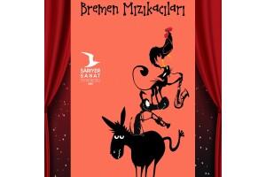 'Bremen Mızıkacıları Ali Baba'nın Çiftliğinde' Çocuk Oyunu Tiyatro Bileti