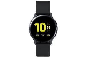 Samsung Galaxy Watch Active2 40mm Aluminyum Mat Siyah