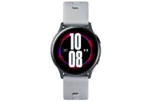 Samsung Galaxy Watch Active2 40mm Aluminyum Mat Siyah Under Armour