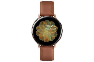 Samsung Galaxy Watch Active2 44mm Paslanmaz Çelik Altın