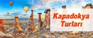 İstanbul Kalkışlı Kapadokya Turları