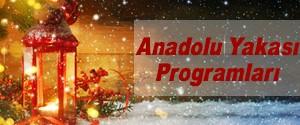Anadolu Yakası Yılbaşı Programları