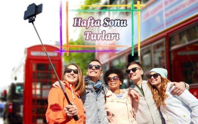 Kültür ve Doğa Turları ile Hafta Sonu Tatil Keyfi!