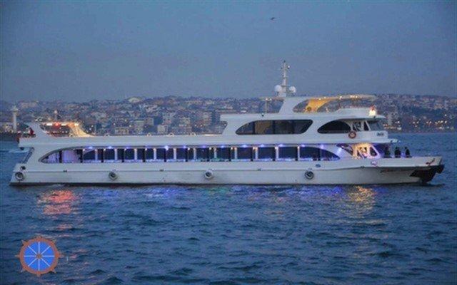 Sahil Tur'dan Muhteşem Boğaz Havasında Semazen Gösterisi ve Fasıl Eşliğinde 4 Saat Sürecek Kişi Başı İftarda Boğaz Turu