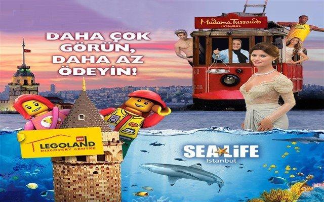 İstanbul'un En Eğlenceli 4 Merkezi %20 İndirimle Fırsat Bu Fırsat'ta