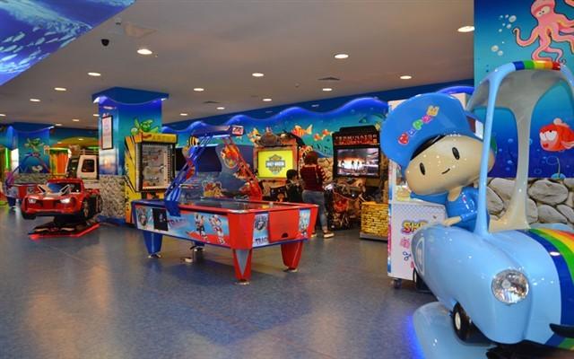 Türkiye'de 60 Şubesi Bulunan Playland'in Renkli Dünyasında Geçerli 25, 50 ve 100 TL'lik Oyun Kartları İndirimli Fiyatlarla!