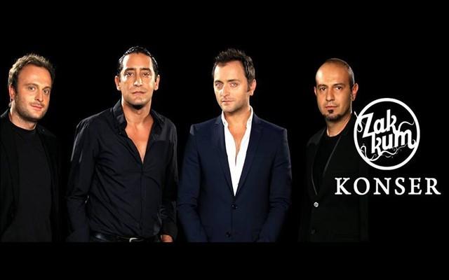 % 40 İndirimle 26 Ağustos Zakkum Beyrut Performans Konser Bileti