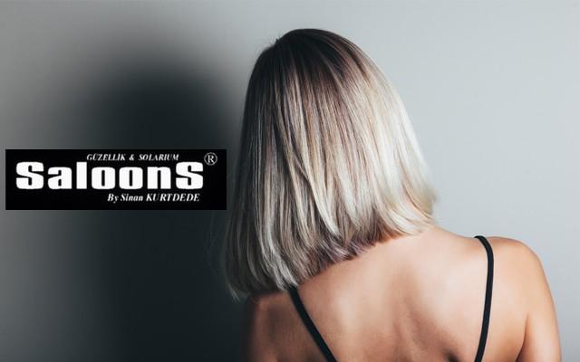 Kozyatağı Saloon's Güzellik'te 39.90 TL'den Başlayan Fiyatlarla Bay / Bayan Bakım & Güzellik Kampanyaları!