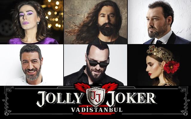 Jolly Joker İstanbul'da Gerçekleşecek Konserler!