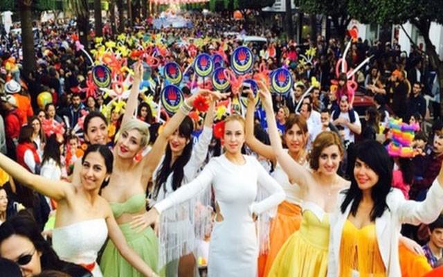 Leggo Tur İle Adana Portakal Çiçeği Festivali Turu