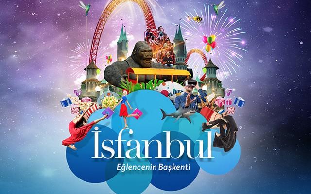 Vialand İsfanbul Tema Park & Dreams by Anadolu Ateşi & Konserler Tek Bilette!