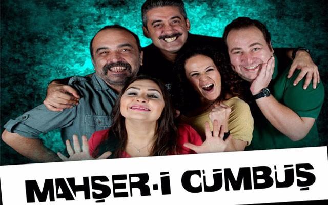 'Mahşer-i Cümbüş' Doğaçlama Tiyatro Gösterisine Giriş Bileti