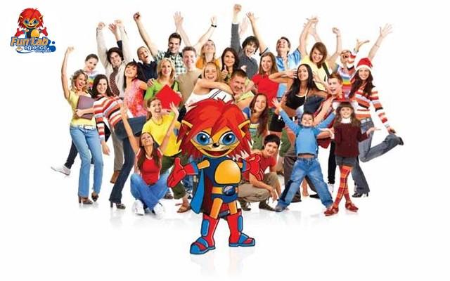 FunLab Eğlence Dünyası'nda 1 Saat ve 2,5 Saat Sınırsız Oyun Biletleri