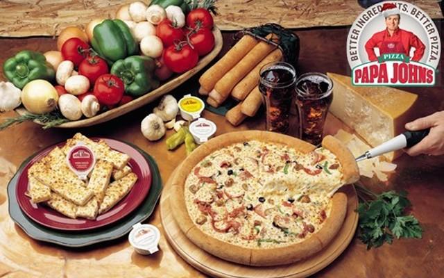 Tüm Papa John's Şubelerinde ve Tüm Pizza Çeşitlerinde Geçerli %20 İndirim Sağlayan Kupon Sadece 1 TL!