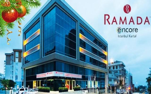 Ramada Encore Kartal'da Yılbaşı Dahil Çift Kişi 1 Gece Kahvaltı Dahil Seçenekli Konaklama Paketleri