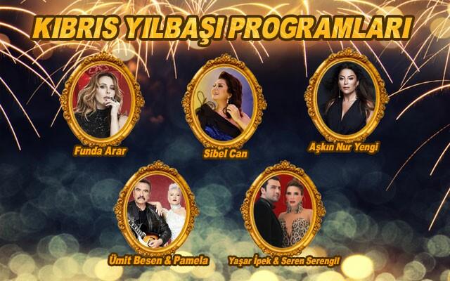 Kıbrıs Yılbaşı Programları
