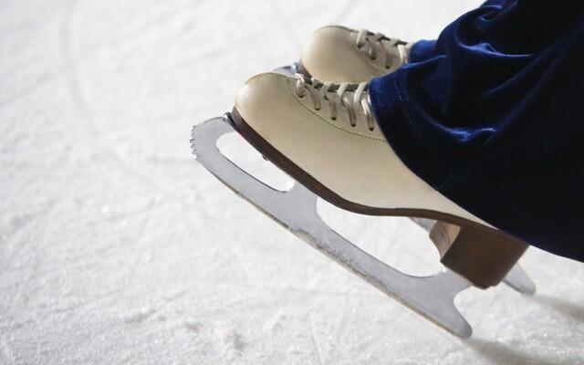 Beylikdüzü Icetanbul'un 1200 Metrekarelik Buz Pistine Serbet Giriş