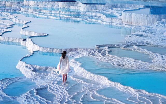Tatil Yıldızı'ndan 2 Gece 3 Günlük Pamukkale, Hierapolis, Laodikya, Salda Gölü Turu