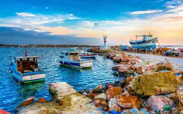 13 - 15 Temmuz Hafta Sonuna Özel Gökçeada, Bozcaada & Assos Doğal Terapi ve Deniz Turu