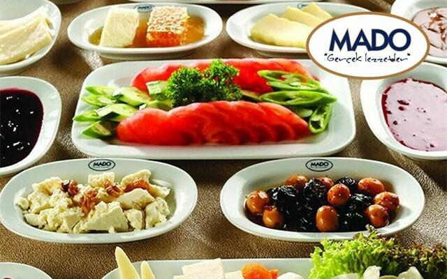 Mado Torun Center'da Hafta Sonları Geçerli Geleneksel Lezzetler Eşliğinde Kahvaltı Keyfi