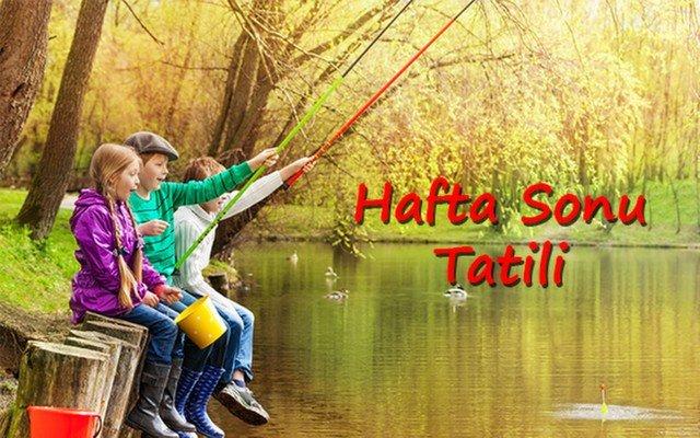 Hafta Sonu Yakın Çevre Otellerinde Tatil Keyfi!