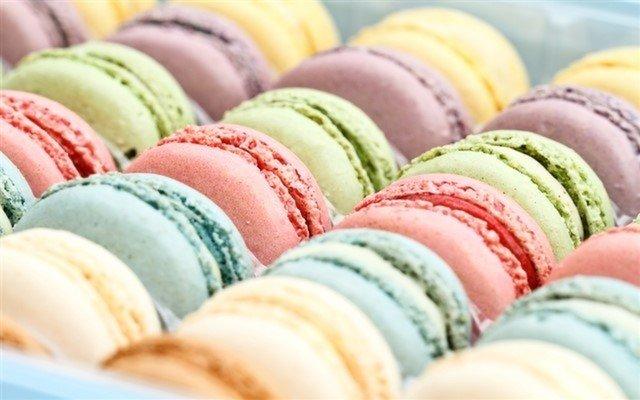 Bademle Şekerin Ustalıkla Buluştuğu Macaron Yapımı Kursu