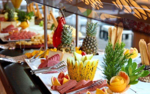 Ataşehir Radisson Blu Hotel Istanbul Asia'dan Hafta Sonları Geçerli Zengin Açık Büfe Geç Kahvaltı Menüsü