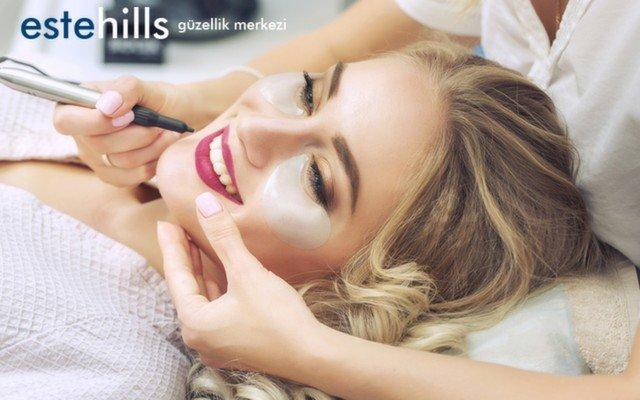 Ataşehir Este Hills Güzellik'ten Kalıcı Makyaj Uygulamaları