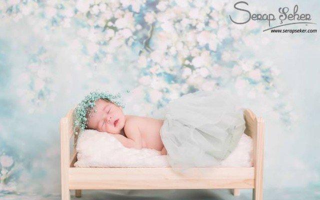 Serap Şeker Photography'den 400-600 Adet Doğum ve Yenidoğan Fotoğraf Çekimi