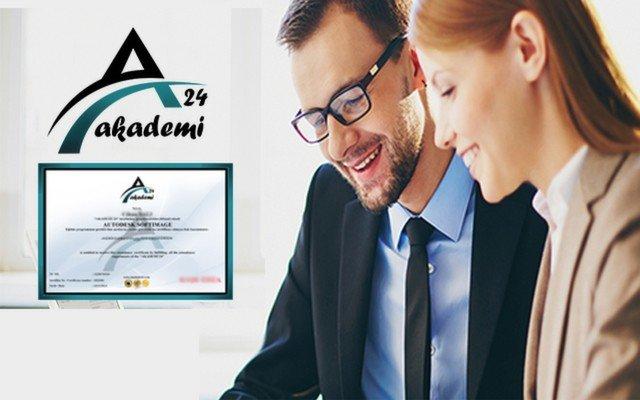 Akademi 24'den 121 Online Sertifikalı Eğitim Programı