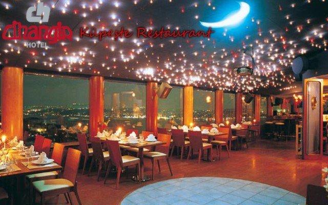 Cihangir Hotel Küpeşte Restaurant'ta Muhteşem Boğaz Manzarasına Nazır Enfes Lezzetlerle Dolu Akşam Yemeği Keyfi