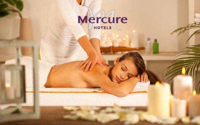 Mercure Hotel Topkapı Reef Spa'da Masaj Seçenekleri, Islak Alan Kullanımı ve İkramlar