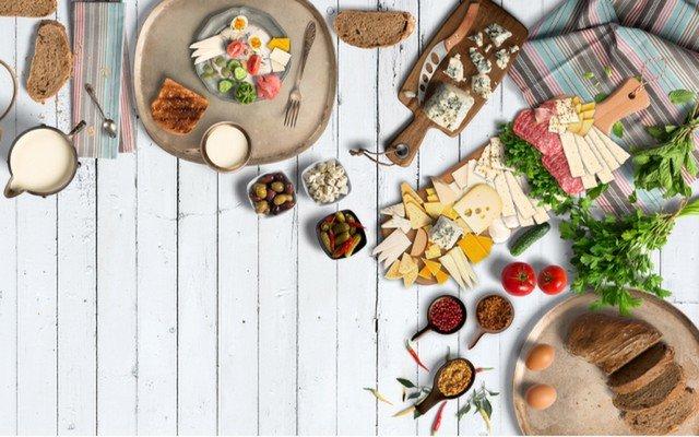 Üsküdar Cafe Panorama İstanbul'da Hafta Sonları Geçerli Açık Büfe Kahvaltı Keyfi