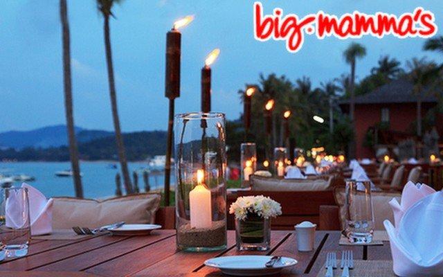 Big Mamma's Avcılar'da Denize Nazır Bir Atmosferde Tadı Damağınızda Kalacak Yemek Menüleri