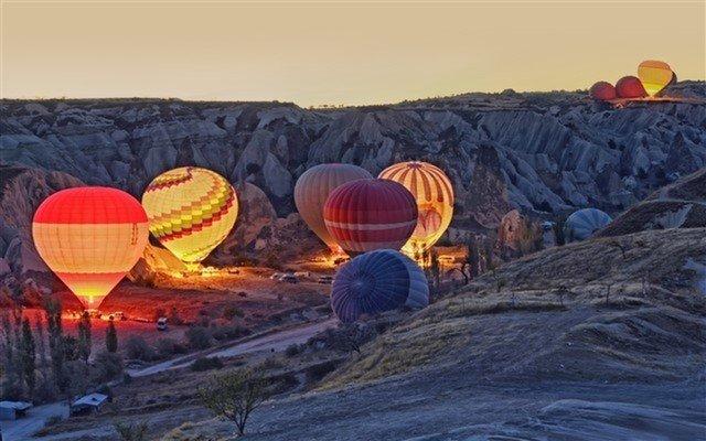 Gökyüzüne Doğru Yolculuk! 1 Saatlik Kapadokya Balon Turu